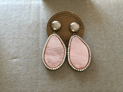 ANASON'S CREATIONS - Rose Gold Pink Elegant
