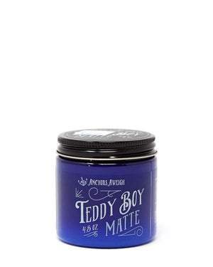 ANCHORS AWEIGH TEDDY BOY WATER BASED MATTE WAX 4.5 OZ
