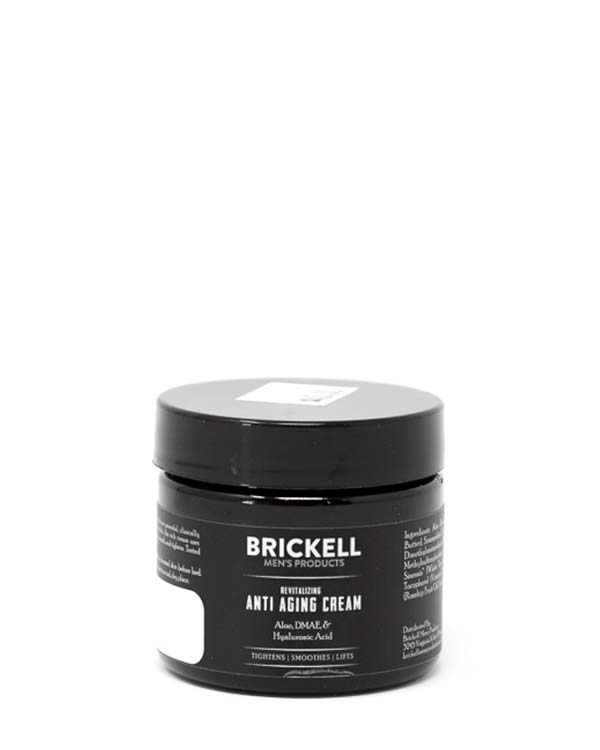 BRICKELL REVITALIZING ANTI AGING CREAM 2 FL OZ
