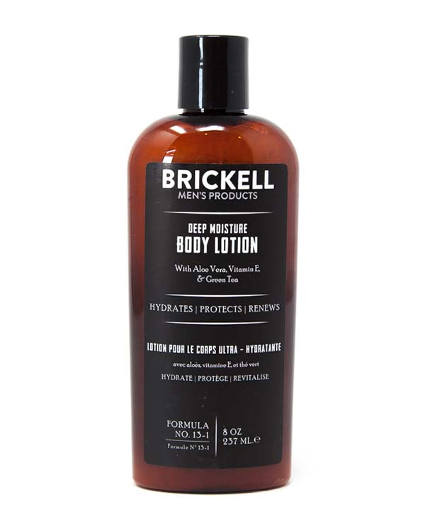 BRICKELL DEEP MOISTURE BODY LOTION 8 OZ