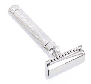 MUHLE R89 GRANDE LONG HANDLE DOUBLE EDGE SAFETY RAZOR