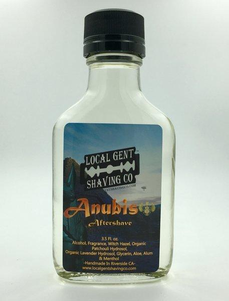LOCAL GENT SHAVING CO ANUBIS AFTERSHAVE 3.5 FL OZ