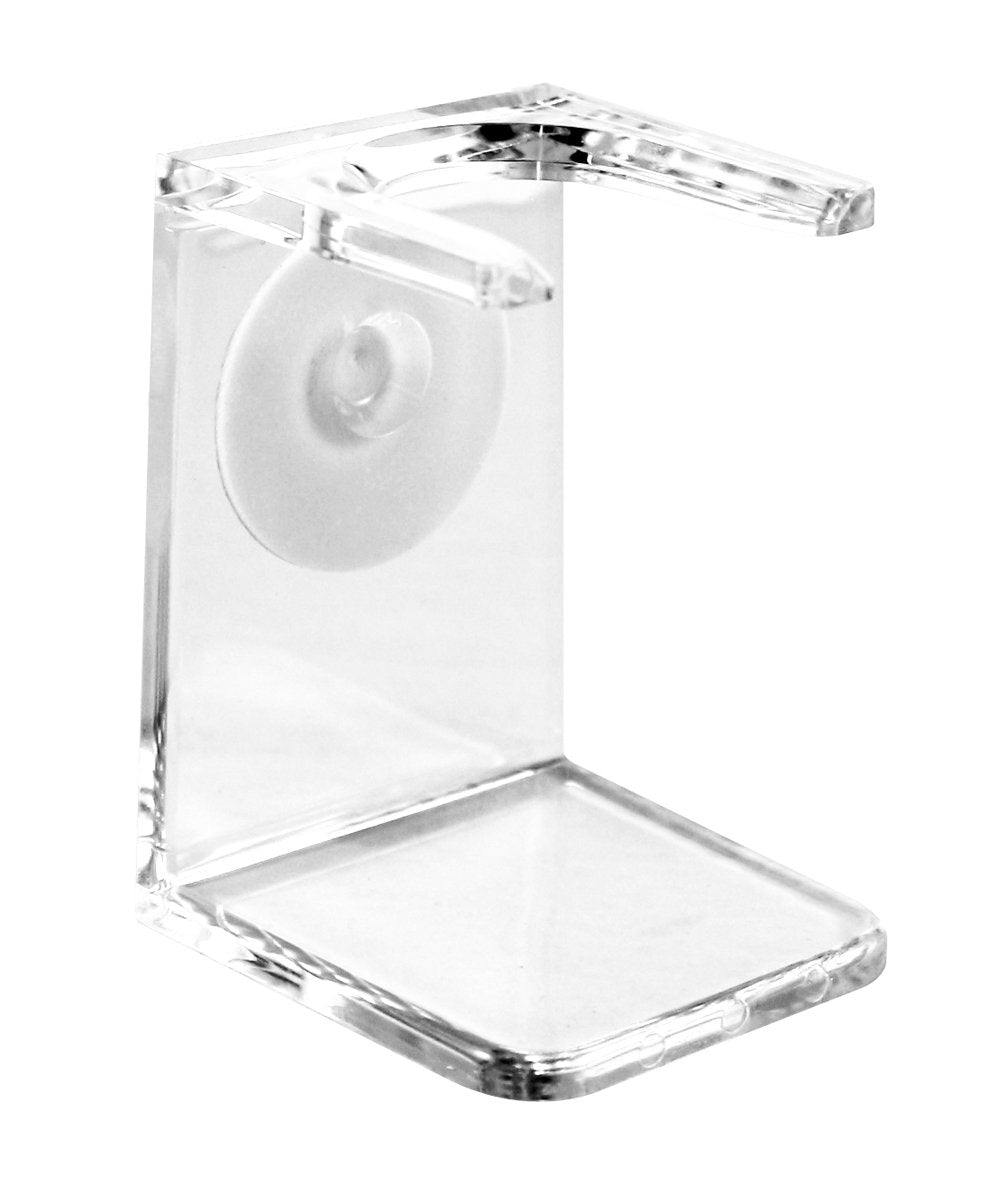 EDWIN JAGGER CLEAR BRUSH STAND, LARGE RH5L