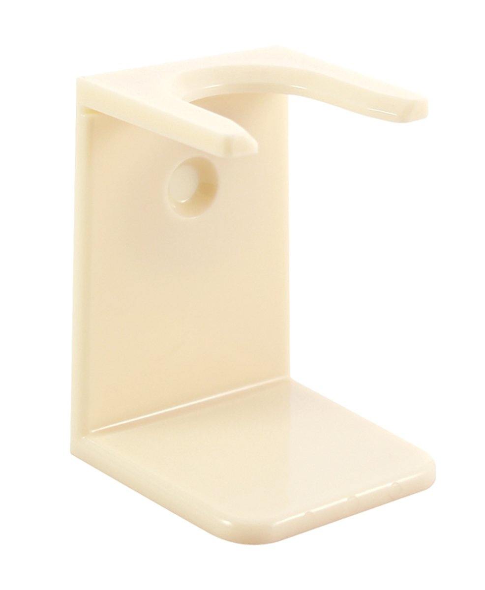 EDWIN JAGGER BRUSH STAND IMITATION IVORY, LARGE RH9L