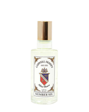 CASWELL-MASSEY NUMBER SIX AFTER SHAVE 3 FL OZ