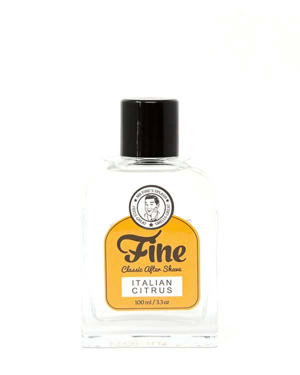 FINE ITALIAN CITRUS CLASSIC AFTER SHAVE 3.3 OZ