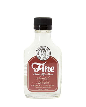 FINE SANTAL ABSOLUT CLASSIC AFTER SHAVE 3.3 OZ