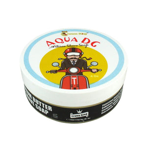 CROWN KING AQUA DG SHAVE SOAP 4 OZ