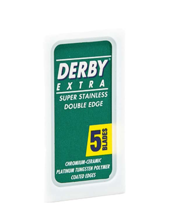 DERBY EXTRA BLADES 5 PACK