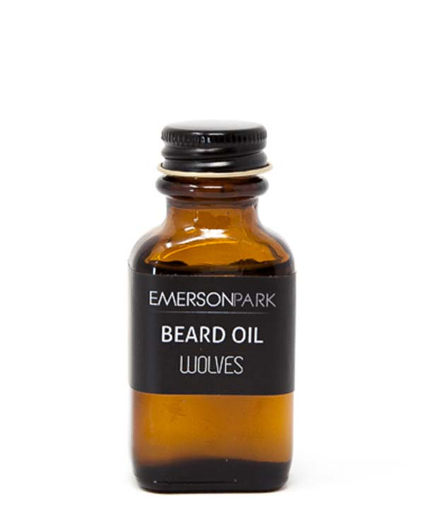 EMERSON PARK WOLVES BEARD OIL 1 FL OZ