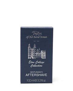 TAYLOR OF OLD BOND STREET ETON COLLEGE COLLECTION GENTLEMAN'S AFTERSHAVE 3.3 FL OZ