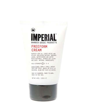 IMPERIAL BARBER FREEFORM CREAM 4 OZ
