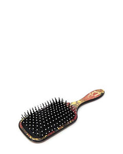KENT LARGE PADDLE BRUSH, FLORAL