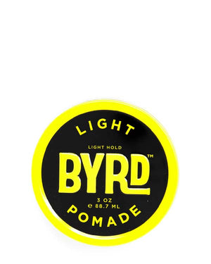 BYRD LIGHT POMADE 3 OZ