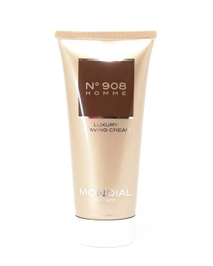 MONDIAL NO 908 HOMME LUXURY SHAVING CREAM 100ml