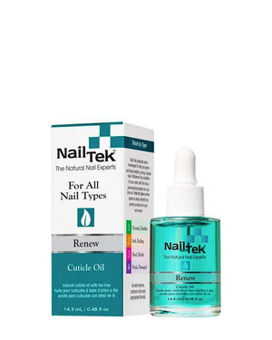 NAIL TEK RENEW ANTI FUNGAL CUTICLE OIL, 0.48 FL OZ