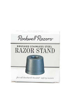 ROCKWELL RAZORS STAINLESS STEEL STAND