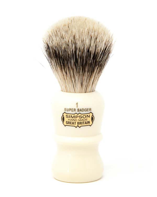 SIMPSON EMPEROR 1 SHAVE BRUSH