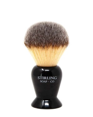 STIRLING SOAP CO SYNTHETIC SHAVE BRUSH KONG, 26mm x 63mm