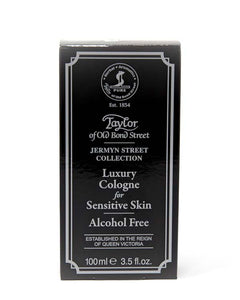 TAYLOR OF OLD BOND STREET JERMYN STREET COLLECTION LUXURY COLOGNE FOR SENSITIVE SKIN 3.5 FL OZ