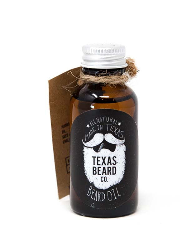 TEXAS BEARD CO MINT EUCALYPTUS BEARD OIL