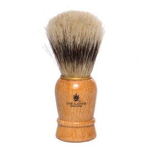VIE-LONG PB00159 BRISTLE SHAVING BRUSH