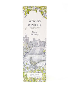 WOODS OF WINDSOR LILY OF THE VALLEY EAU DE TOILETTE 3.3 FL OZ