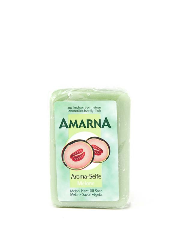 AMARNA MELON PLANT OIL SOAP 3.5 OZ