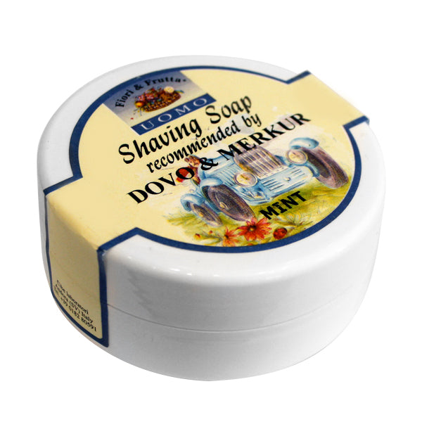 CIBE MINT SHAVING SOAP RECOMMENDED BY DOVO 150ml