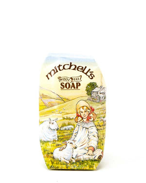 MITCHELL'S WOOL FAT COUNTRY SCENE BATH SOAP 150g