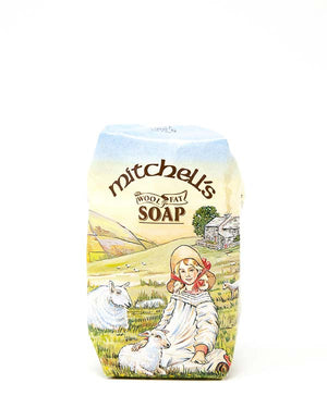 MITCHELL'S WOOL FAT COUNTRY SCENE HAND SOAP, 75g