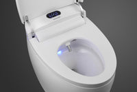USI101318-BWJT (WHITE) SMART INTEGRATED TOILET