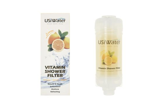USiWATER VITAMIN C SHOWER FILTER 1 Pack