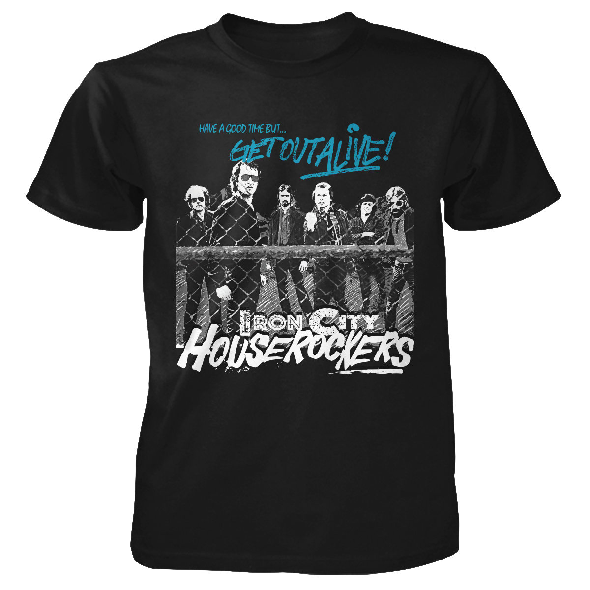 Iron City Houserockers T-Shirt