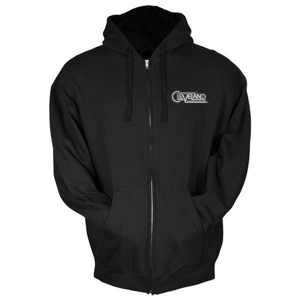 Cleveland International Records Zip-Up Hoodie