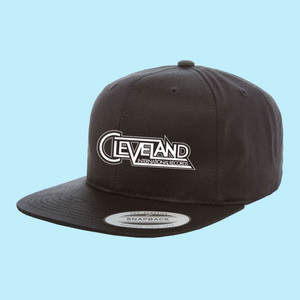 Cleveland International Pro-Style Cotton Twill Snapback