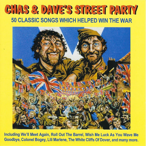 Chas & Dave: Chas & Dave's Street Party CD