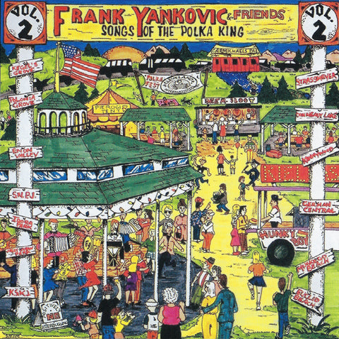 Frank Yankovic: Songs Of the Polka King Volume 2 CD