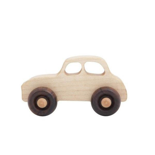 Wooden 1950'S Style Car
