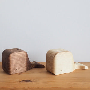 Wooden Money Bank - Natural