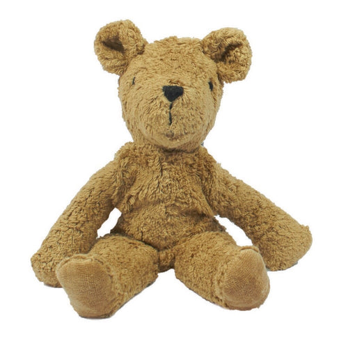 Floppy Animals - Bear Beige Small
