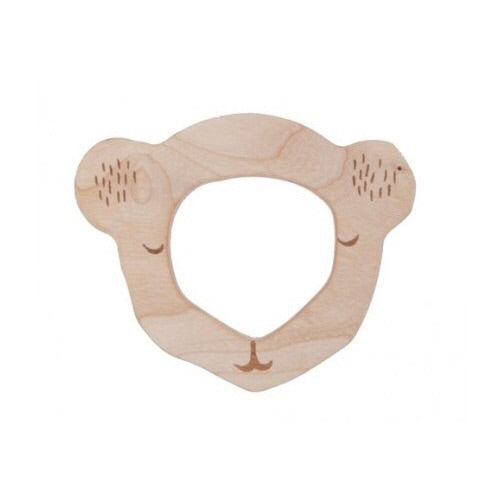 Wooden Koala Bear Teether