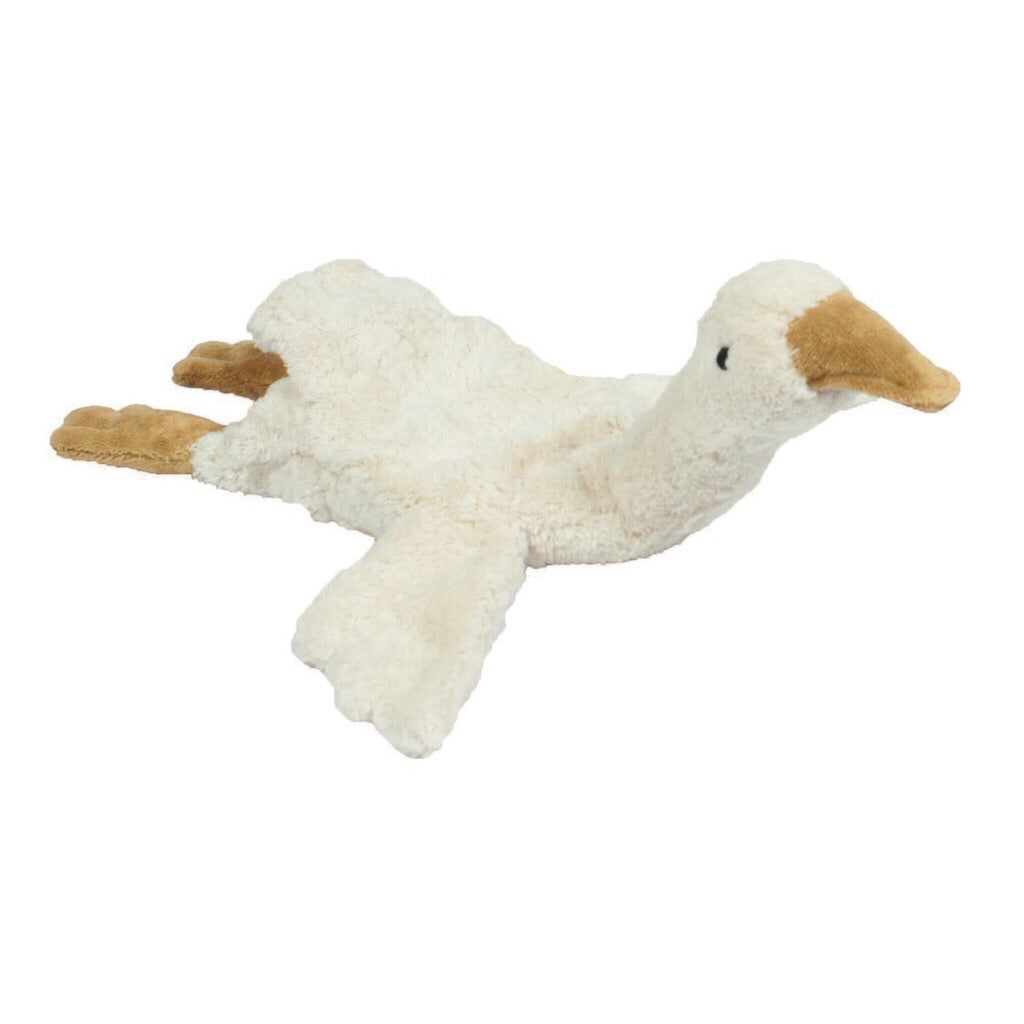 Cuddly Animals - Goose White Small