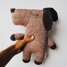 Load image into Gallery viewer, soft toy dog for baby