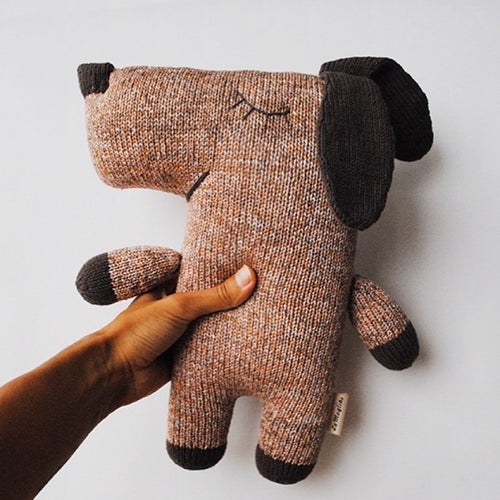 soft toy dog for baby