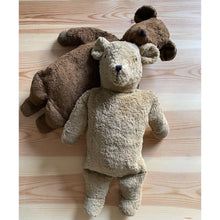 Load image into Gallery viewer, Cuddly Animals - Bear Brown Large