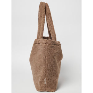 Chunky Teddy Bag - Brown