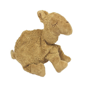 camel cuddly toy