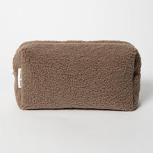 Load image into Gallery viewer, Chunky Teddy Pouch - Brown