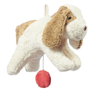 Music Box Soft Toy - Dog